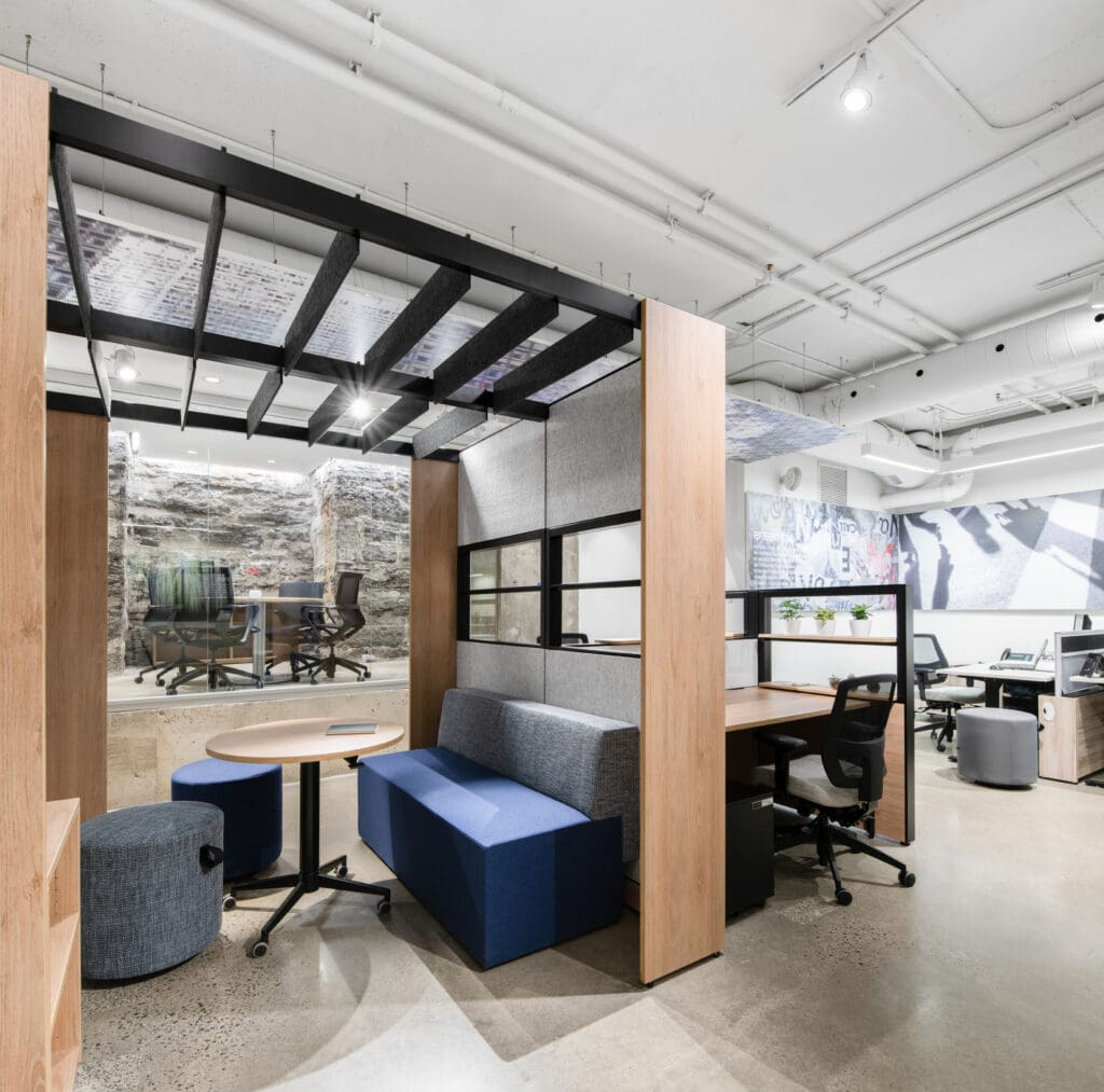 Inspiring Workspaces to help people lover where they work
