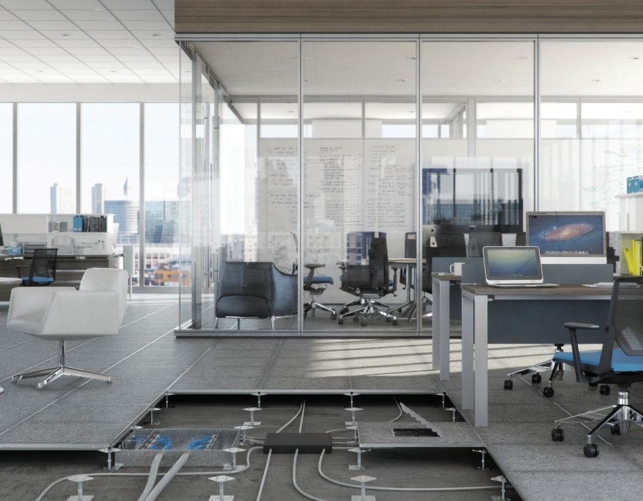 Modular Raised Floors