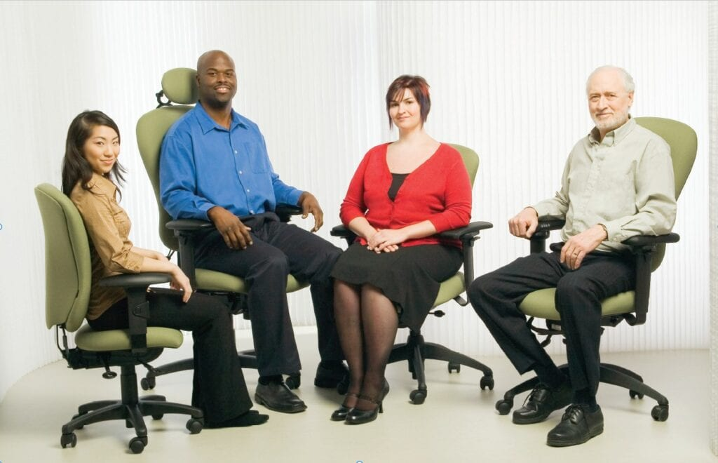 Selecting the right ergonomic chair