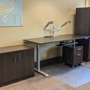 Category 2 - Height Adjustable Desks