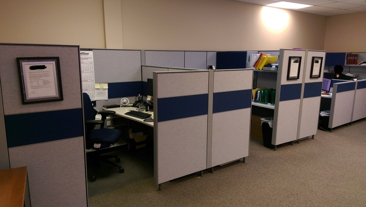 Used Modular Office Furniture Modular Workstations