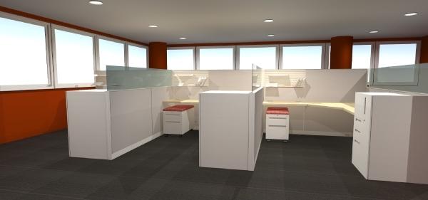 Interior Office Space Design