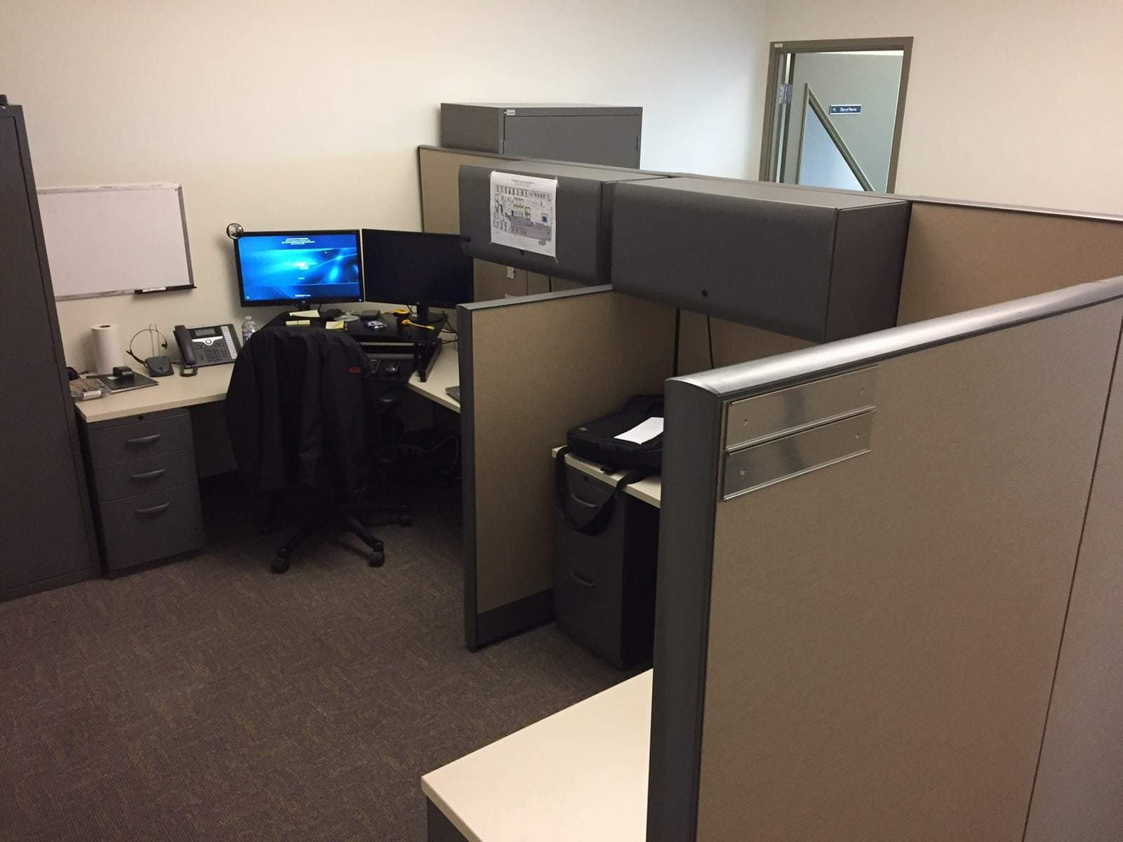 office long furniture davena island products and modular cubicles used img