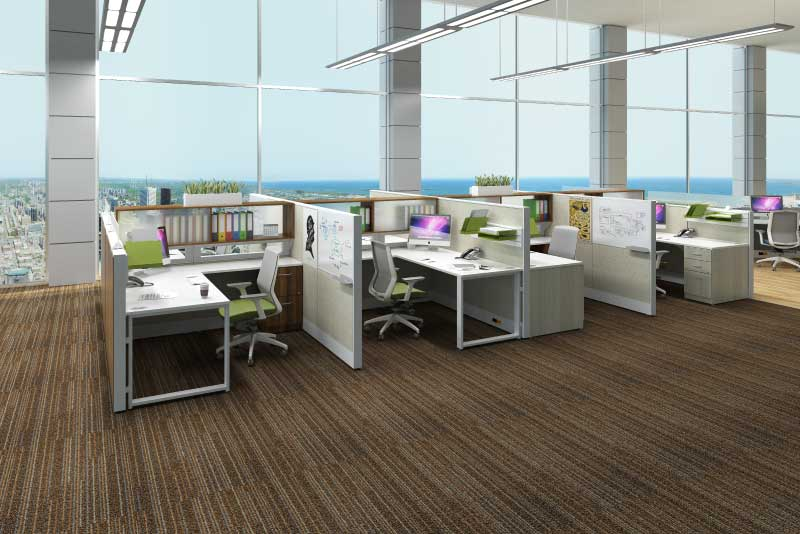Office furniture workstations cubicles ottawa Open office furniture