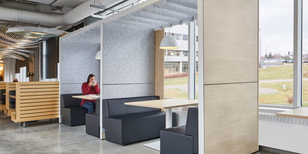 Collaborative Meeting Booths
