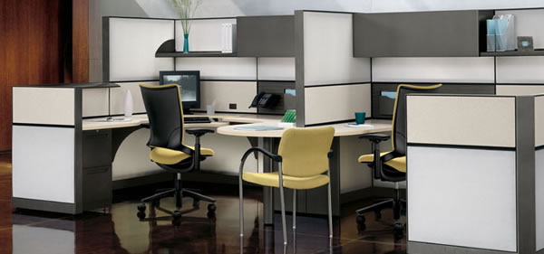 Interior Office Space Design